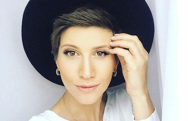 Анита Луценко рассказала, как будет бороться с лишними килограммами после родов (фото)