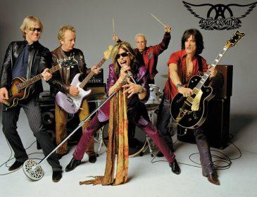 Aerosmith анонсировала прощальный тур в 2017 году