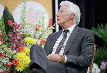 Ричард Гир решил оставить Голливуд ради женитьбы на молодой подруге (ФОТО)