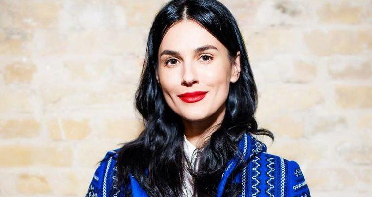 Маша Ефросинина шокировала платьем за 12 тысяч гривен (ФОТО)