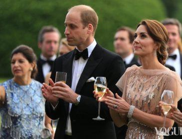 Идеальный вечерний образ герцогини Кэтрин (фото и видео)