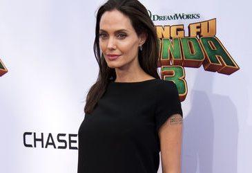 Анджелина Джоли набирает вес в попытке сохранить брак – СМИ (фото и видео)