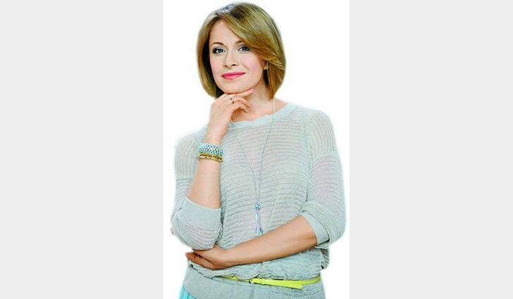 Елена Кравец представила свою первую коллекцию одежды (ФОТО)