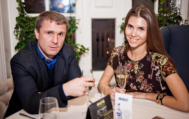 В сети появились фото и видео со свадьбы Сергея Реброва