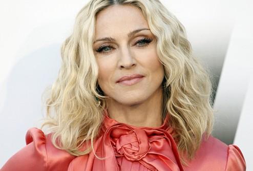 Мадонна боится, что ей придется лечить сына от алкоголизма (фото)