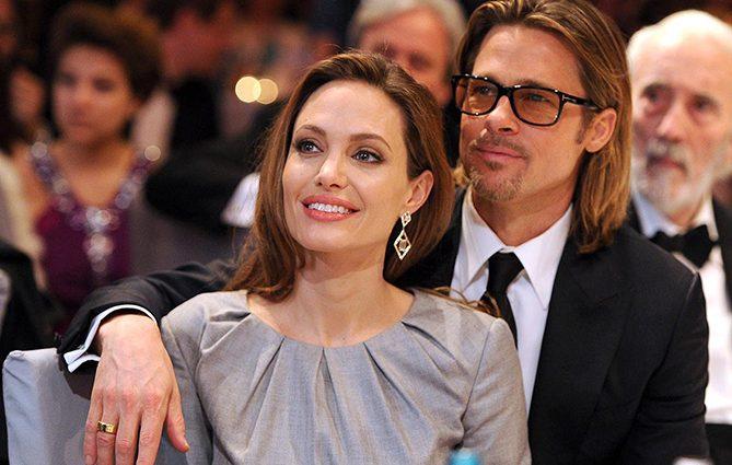 Анджелина Джоли и Брэд Питт готовятся к пополнению в семье (фото)