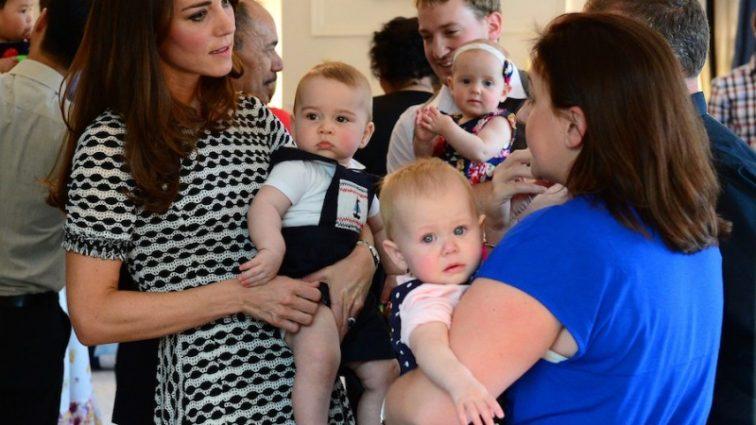 Вот почему Кейт Миддлтон не одевает детей в брендовые вещи. Пример для всех нас! (фото)