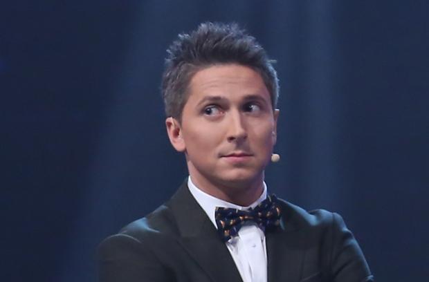Телеведущий Александр Педан стал жертвой гипнотизера (ФОТО)