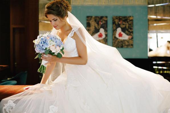 Актриса Юлия Топольницкая опубликовала новые свадебные снимки (фото)
