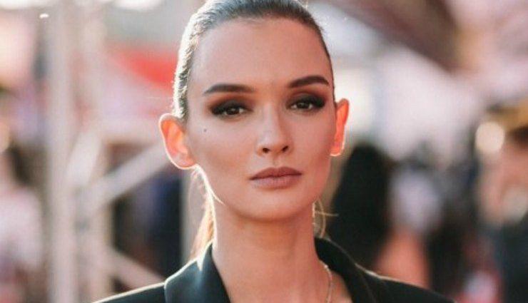 Паулина Андреева стала самой красивой российской селебрити (ФОТО)
