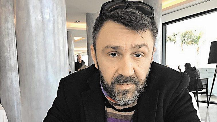 Сергей Шнуров отдыхает на американском курорте (ФОТО)