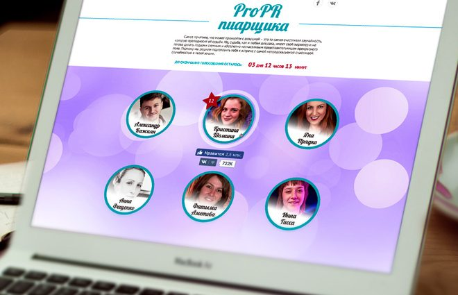 ProPR пиарщика: результаты голосования (фото)
