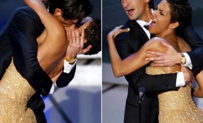 Джоли с братом, Спирс с Мадонной: самые скандальные поцелуи звезд (фото)