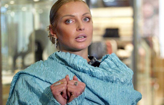 Анастасия Волочкова приняла участие в откровенной съемке в спа-салоне (фото)