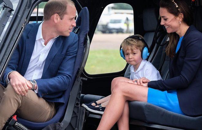 Принц Джордж стал иконой детской моды (Фото)