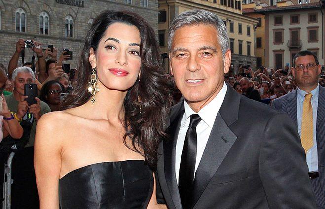 Джордж Клуни станет отцом? (фото)