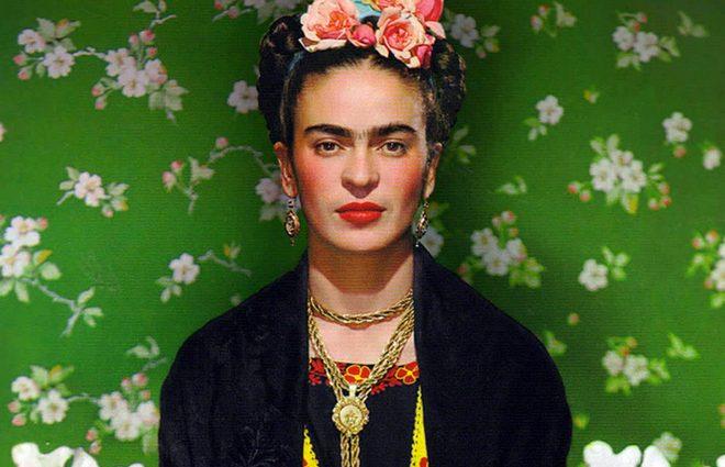 Жизнь в красном цвете: Фрида Кало (фото)