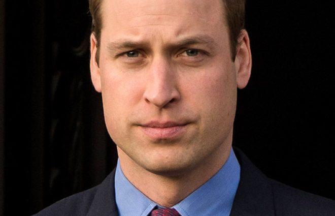 Королевская семья: появились детские фото принца Уильяма (фото)