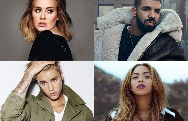 MTV Video Music Awards 2016: уже объявлены номинанты (голосование)