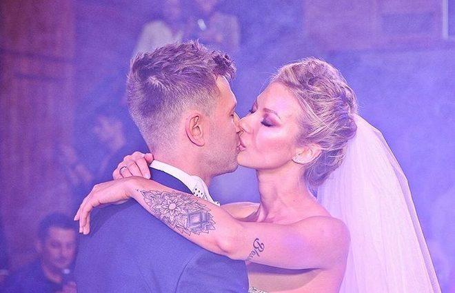 Дмитрий Ступка рассказал, где они с женой проведут медовый месяц (видео)