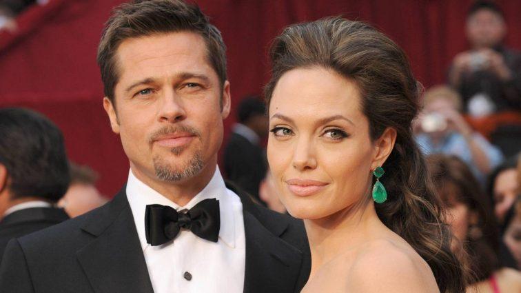 Анджелина Джоли и Брэд Питт решили прибегнуть к таинственному ритуалу (фото)