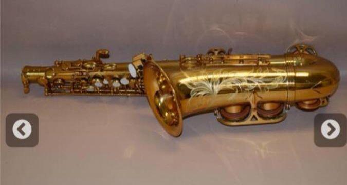 У одного из музыкантов Джамалы одесские преступники украли саксофон (фото)