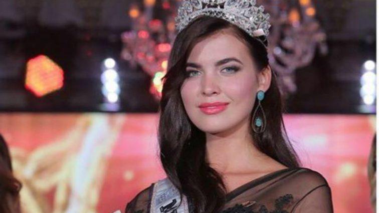 18-летняя гандболистка стала «Мисс Украина Вселенная» (ФОТО)