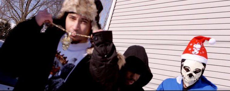 Американский рэпер прострелил себе лицо (эксклюзивные фото и видео)