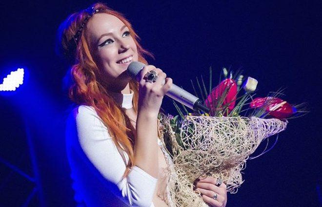 Светлана Тарабарова отметила свой день рождения в Яремче (фото)
