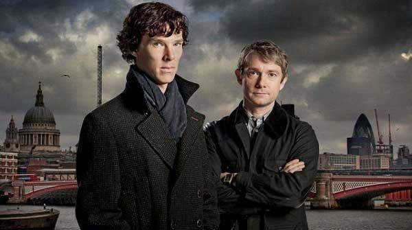 Легендарный Шерлок возвращается!