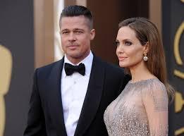 Анджелина Джоли сходила с Брэдом Питтом на рынок (фото)