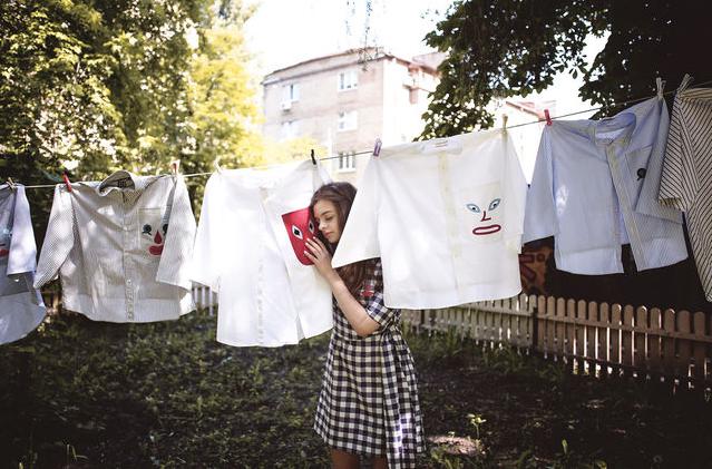 Киевлянка покорила Европу нестандартной линией одежды (фото)