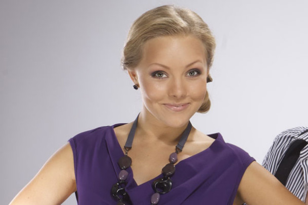 Хореограф Елена Шоптенко пришла на съемки в безумно дорогом платье (ФОТО)