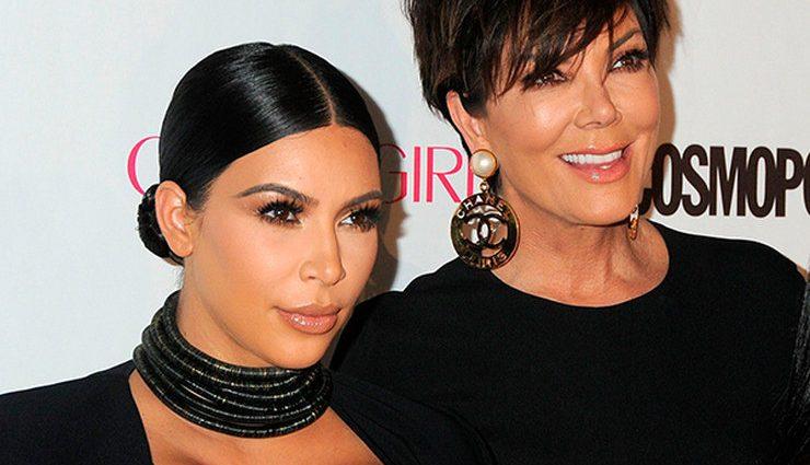 Мама телезвезды Ким Кардашьян  впервые появилась на публике после аварии (ФОТО)
