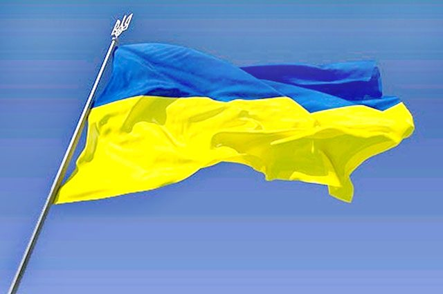 Украинская звезда развернула флаг Украины на гей-параде (ФОТО)
