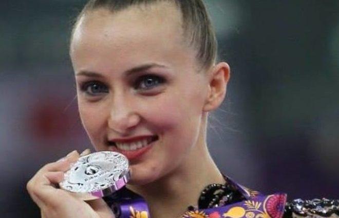 Повод для гордости: крымская гимнастка выиграла медаль для Украины (фото)