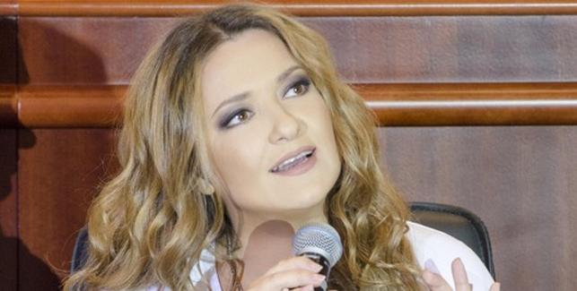 40-летняя Наталья Могилевская оконфузилась своим нетрезвым видом после празднования Дня рождения (ФОТО)