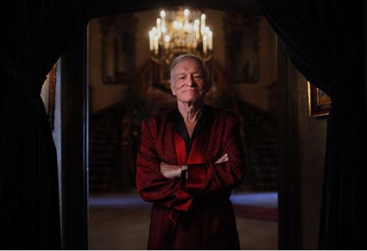 Основатель Playboy продал свой особняк за $100 млн (фото)