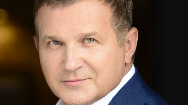 У телеведущего Юрия Горбунова сегодня двойной праздник (ВИДЕО)