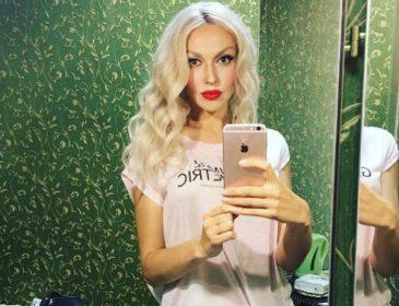 Суперблондинка Оля Полякова сделала дочери необычный подарок (ФОТО)