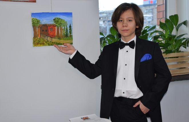 Гордость Украины: юный украинский пианист, покоривший Америку (фото)