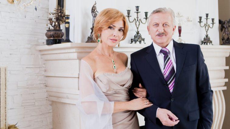 Ольга Сумская и Владимир Горянский выдают дочь замуж (фото)