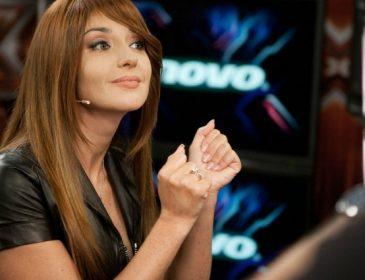 Оксана Марченко поразила поклонников платьем за 300 тысяч гривен (ФОТО)