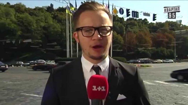 Телеведущий Артем Гагарин показал Зеленского и Анатолича в молодости (эксклюзивные фото)