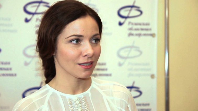 40-летняя актриса Екатерина Гусева поразила своим видом без макияжа (ФОТО)