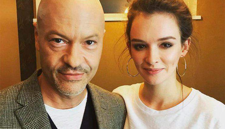 Федор Бондарчук запрещает Паулине Андреевой обнажаться перед камерами (ФОТО)