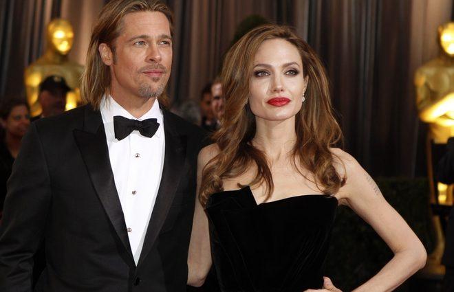 Видео ссоры между Брэдом Питтом и Анджелиной Джоли с детьми попало в СМИ (фото)