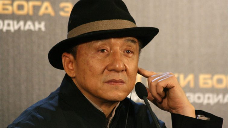 Джеки Чану дадут почетный «Оскар» (фото)