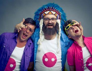 Забавные овощи: Группа DZIDZIO презентует новый клип (ФОТО)