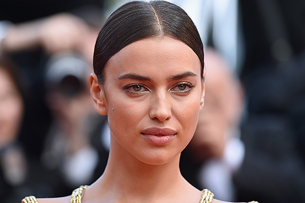 """CANNES, FRANCE - MAY 19:  Irina Shayk attends the Premiere of """"Sicario"""" during the 68th annual Cannes Film Festival on May 19, 2015 in Cannes, France.  (Photo by Ben A. Pruchnie/Getty Images)"""